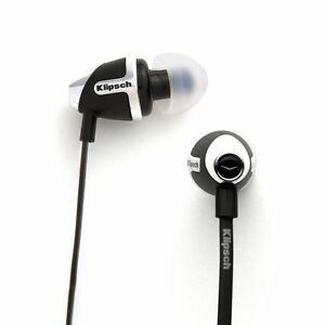 Klipsch S4 Ii In Ear Only Headphones Black