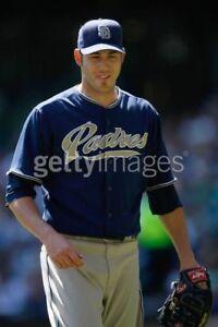 Jon Garland 2010 Game Used San Diego Padres #27 Hat