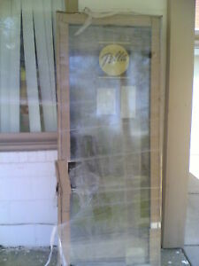 Brand new nice pella house wood casement window 29x73 ebay for Home window brands