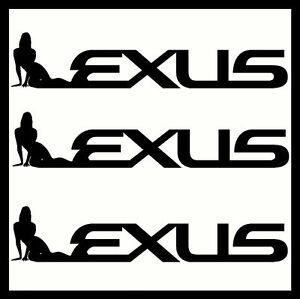 Lexus Custom Vinyl Decals For Car Custom Vinyl Decals - Custom vinyl decals houston tx