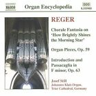 Max Reger - Reger: Chorale Fantasia on How Brightly Shines the Morning Star; Organ Pieces, Op. 59; Introduction (2003)