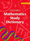 Oxford Mathematics Study Dictionary by Frank Tapson (Paperback, 2006)