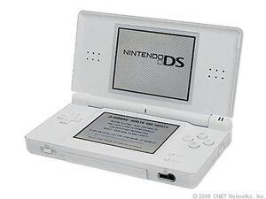 Nintendo Ds Lite Bathing Ape Milo Limited Edition White Handheld