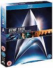 Star Trek - Motion Picture Trilogy (Blu-ray, 2009, 3-Disc Set, Box Set)