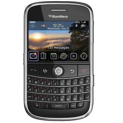 BlackBerry Bold 9000 - 1GB - Black (AT&T) Smartphone (PRD-12528-103)
