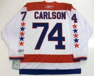 Image is loading JOHN-CARLSON-WASHINGTON-CAPITALS-2011-RBK-PREMIER-WINTER- 09a14774c