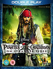 Pirates Of The Caribbean - On Stranger Tides (Blu-ray and DVD Combo, 2011)