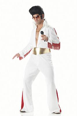 Elvis Rock N Roll Star Adult Costume