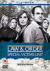 Law And Order - Special Victims Unit - Series 7 - Complete (DVD, 2009, 5-Disc Set)