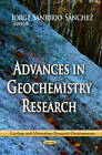 Advances in Geochemistry Research by Nova Science Publishers Inc (Paperback, 2013)