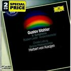 Gustav Mahler - : 6. Symphonie; Rückert-Lieder; Kindertotenlieder (1998)