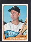 1965 Topps Gene Stephens #498 Baseball Card