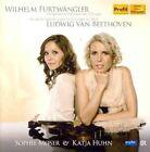 Furtwängler: Sonata for Violin & Piano No. 2; Beethoven: Sonata for Violin & Piano No. 8 (2011)