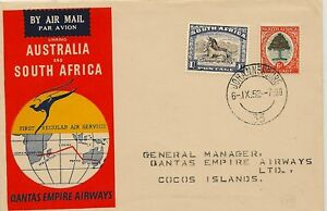 S-AFRICA-COCOS-IS-1952-First-Regular-Air-Service