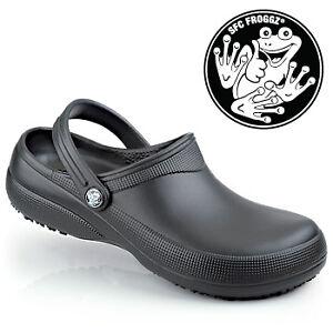 SFC-Shoes-for-Crews-Froggz-Classic-Unisex-5000-Size-7-Men-039-s-9-Women-039-s-40-NEW
