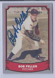 Bob-Feller-Auto-1988-Pacific