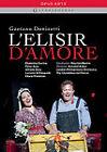 Gaetano Donizetti - L'Elisir D'Amore (DVD, 2010)