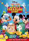 Mickey Mouse Clubhouse - Treasure Hunt (DVD, 2009)
