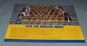 1974-LOS-ANGELES-RAMS-8x10-CHRISTMAS-TEAM-PHOTO-CARD