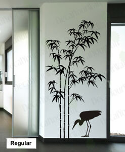 Image Is Loading Bamboo Wall Decal Tree Wall Stickers Living Room