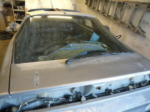 Rear-Hatch-with-Glass-amp-Wiper-82-83-84-Pontiac-Trans-Am-Firebird-OEM