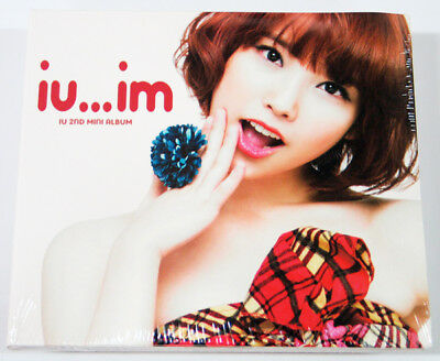 IU - Iu…Im (2nd Mini Album) (CD+Free Gift)