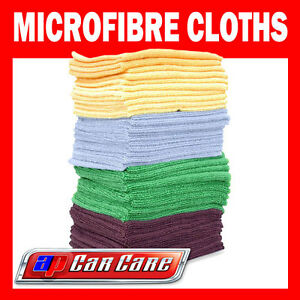 Microfibre-Detailing-Valeting-Cleaning-Towels-Cloths-MCloth-Lint-Free