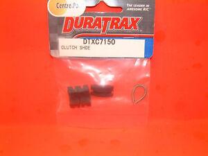 Zapatos de embrague DTXC7150 Duratrax 3PCS & Spring