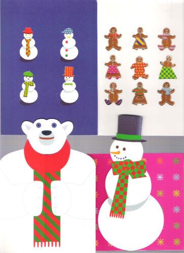 CHRISTMAS CARDS XMAS GREETINGS VARIOUS MULTILISTING