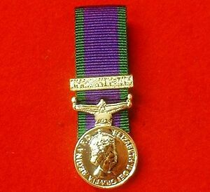Quality-Court-Mounted-Northern-Ireland-Miniature-Medals-Campaign-Service-NI
