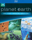 Planet Earth - The Complete Collection (Blu-ray Disc, 2011, 6-Disc Set, Special Edition Gift Set)