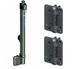 New-Magna-Latch-Gate-Lock-Kit-Swimming-Pool-Latch-Top-Pull-Kwik-Fit-Hinges