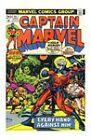 Captain Marvel #25 (Mar 1973, Marvel)