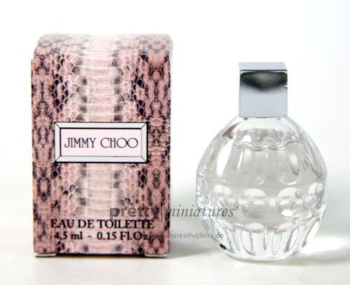 ღ Jimmy Choo - Jimmy Choo - Miniatur EDT 4,5ml
