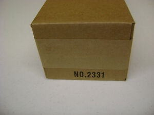 Lionel 2331 FM Licensed Reproduction Box