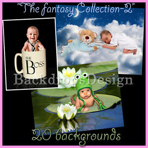 DIGITAL-BACKGROUNDS-FANTASY-KIDS-PHOTOGRAPHY-BACKDROPS-PHOTO-PROP-OVERLAYS