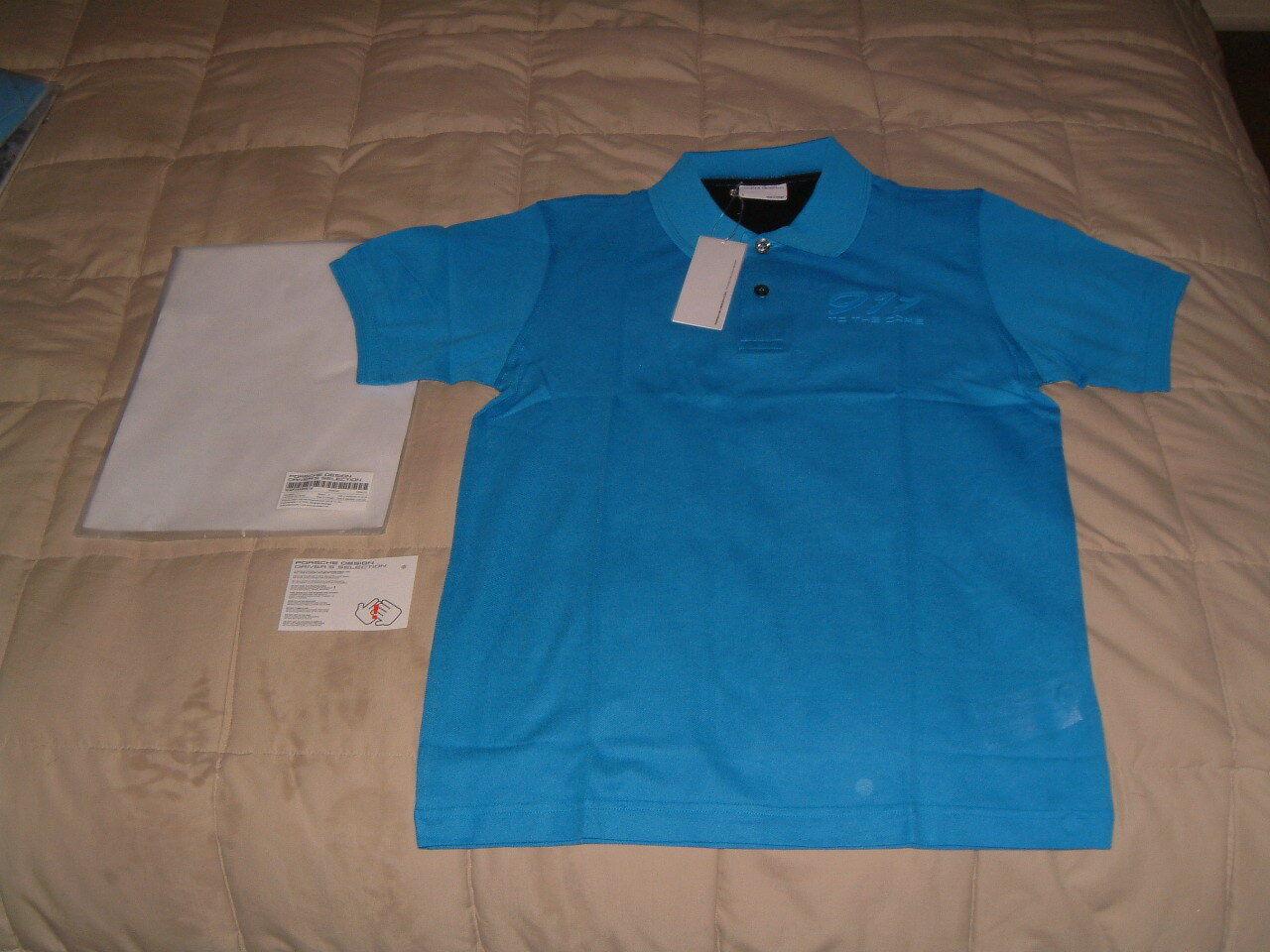06ec7d38 PORSCHE DRIVER S SELECTION NEW MEN'S 911 TO THE CORE POLO EURO USA XS S  DESIGN ntpjof6558-Casual Shirts & Tops