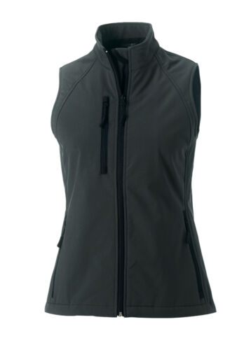 vest 141f Russell getailleerd Softshell zonder logo dames IS1qAC1w