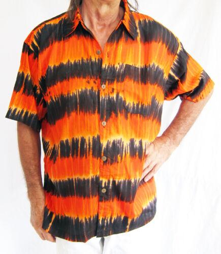 A Festa Tinto Camicia Estate Nodi Vistosa Celibato Hawaiana Vacanza Di Addio Al q6ES7S