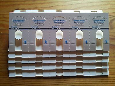 5x giftfreie Klebefläche Finicon Klebefalle 5-teilig  Schaben  Asseln Ameise