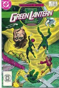 green lantern corps 221 1960 vf ebay