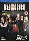 Bad Girls - Series 3 (DVD, 2011, 4-Disc Set, Box Set)