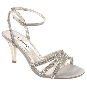 WOMENS-SIMULATED-DIAMOND-WEDDING-SANDALS-sz-3-8