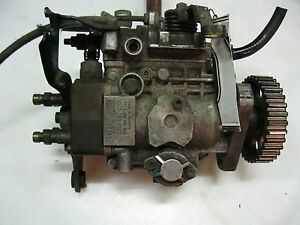 Bosch-Diesel-Einspritzpumpe-VW
