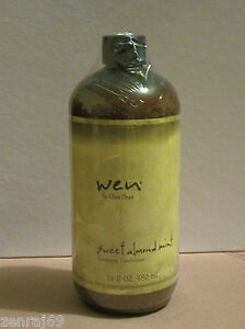 Wen-Sweet-Almond-Mint-Cleansing-Conditioner-16-OZ-Wen-Chaz-Dean-hair-care-Sealed