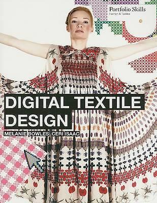 Digital Textile Design: Portfolio Skills-ExLibrary