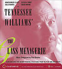 Glass Menagerie by Tennessee Williams (Audio cassette, 2000)