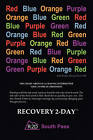 Recovery 2-Day (South Pass) by I D Powers (Paperback / softback, 2010)