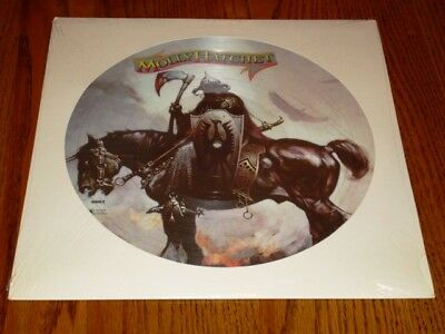 MOLLY HATCHET PICTURE DISC   1ST ALBUM  SEALED