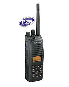 new kenwood tk 5210 k3 vhf p 25 digital handheld radio huge package deal ebay. Black Bedroom Furniture Sets. Home Design Ideas
